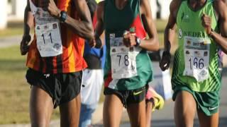 Thomas Mlambo interviews 5000m champion Thabang Mosiako