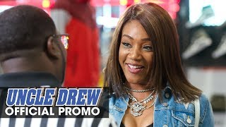 Uncle Drew 2018 Movie Official Promo Jess  Tiffany Haddish Kyrie Irving