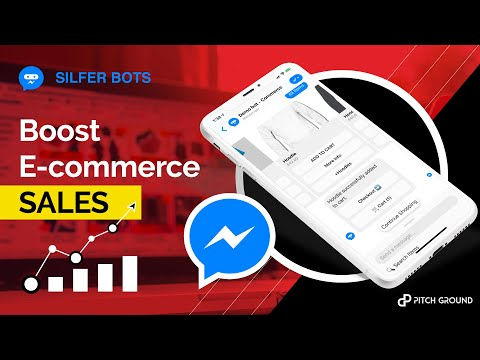 LIVE W/ Silfer Bots: Increase Your E-Commerce Sales With Messenger Bot