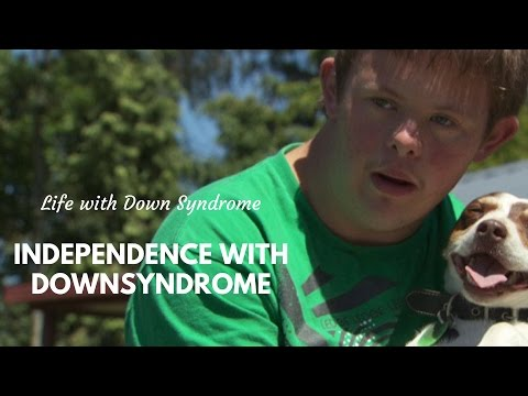Living Independtly with Down Syndrome