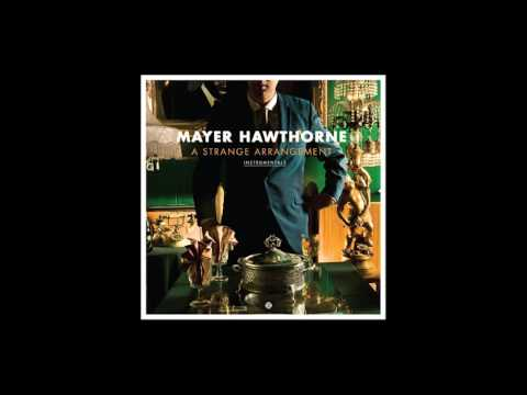 05 - Mayer Hawthorne - I Wish it would Rain - Instrumental