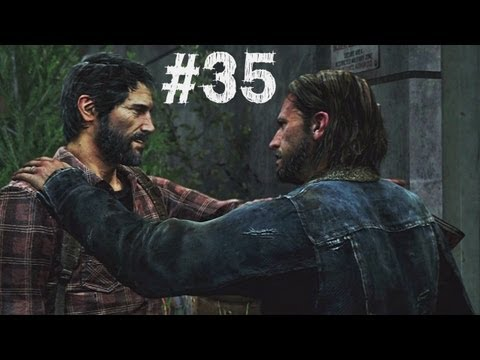 The Last of Us Gameplay Walkthrough Part 35 - Hydroelectric Dam
