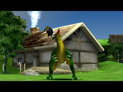 Monster Rancher 2: Beating The Game With Your First Monster