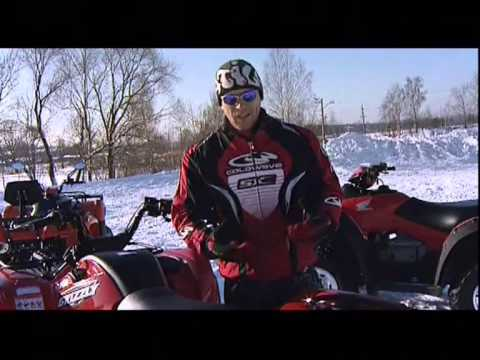 Наши тесты - Квадроциклы: Stels 700 D, Yamaha Grizzly 700, Honda TRX680FA, часть 1
