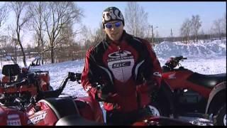 Наши тесты - Квадроциклы: Stels 700 D, Yamaha Grizzly 700, Honda TRX680FA, часть 1(Больше тест-драйвов каждый день - подписывайтесь на канал - http://www.youtube.com/subscription_center?add_user=redmediatv Присоединяй..., 2013-11-20T18:13:02.000Z)
