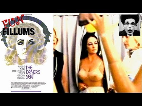 The Driver's Seat Identikit | 1974 | Full Movie Starring Elizabeth Taylor & Andy WArhol
