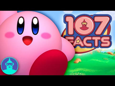 107 Kirby Facts You Should Know | The Leaderboard