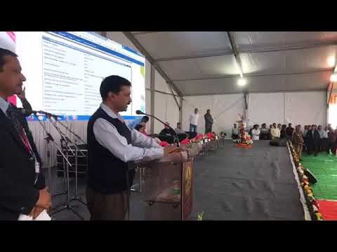 Arvind kejriwal Launch of web-portal for Loan Guarantee Scheme and Scholarship for Delhi students