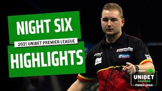 DANCING DIMI 🔥 | Night Six Highlights | 2021 Unibet Premier League