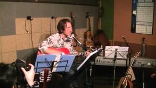 かすみ草(斉藤和義カバー) Sutikk Live in anokoro 2013.1.19sat.