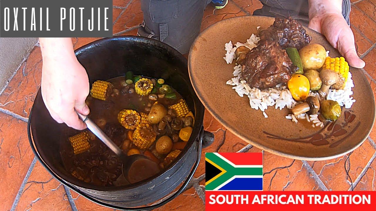 Potjiekos recipe | South African traditional way