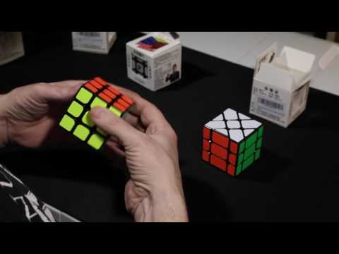 Unboxing: YJ Sulong, YJ Fisher Cube V2, YJ Windmill Cube V2