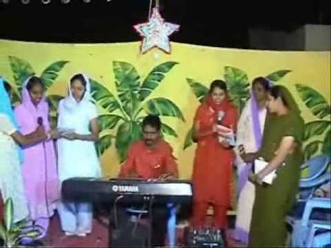 "Community Christmas Celebrations 2008 Song""Andhala Taara"""