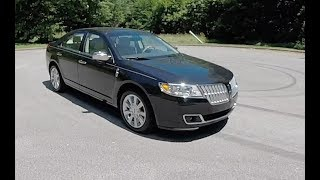 2012 Lincoln MKZ|Walk-Around Video|In-Depth Review|Test Drive