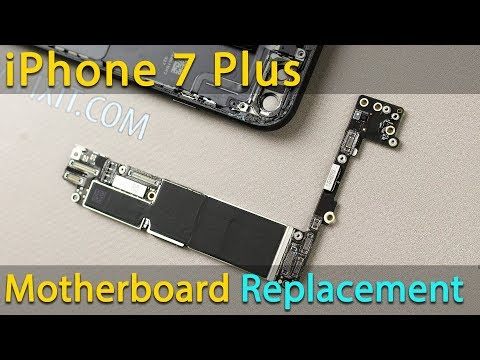 IPhone 7 Plus Motherboard Replacement