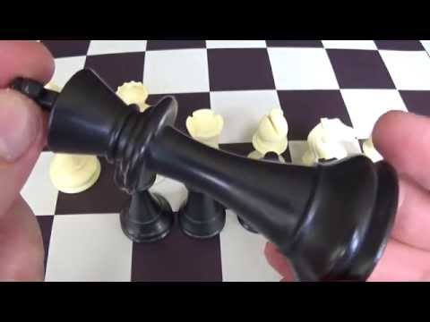 Club Special Chessmen - House of Staunton - Chess Pieces Review