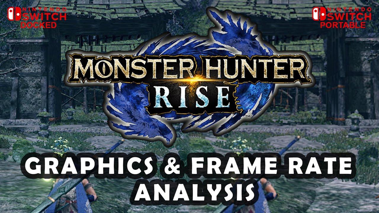 Πλήρης τεχνική ανάλυση του Monster Hunter Rise