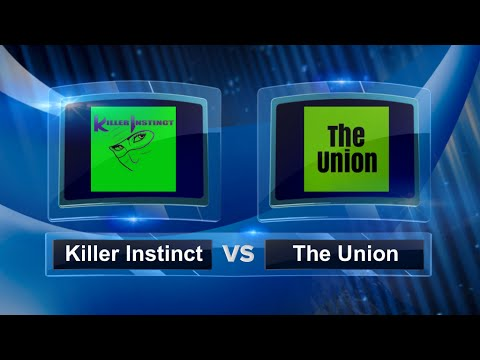 Killer Instinct vs The Union - Semi Finals - Women's Music City Kickball Open Open #MCKO2015