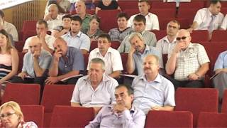 Встреча спикера с депутатами г. Слободзеи