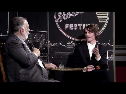 Francis Ford Coppola - Stockholm International Film Festival 2016