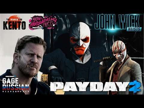 [OUTDATED] What's Next for Payday 2 on Consoles? (Free Updates and Paid DLC)