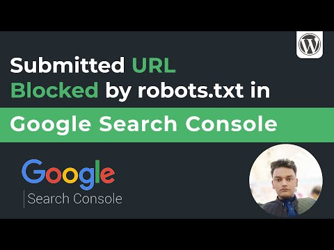 fix---submitted-url-blocked-by-robots.txt-in-google-search-console-in-urdu/hindi-|-wordpress-|-2020