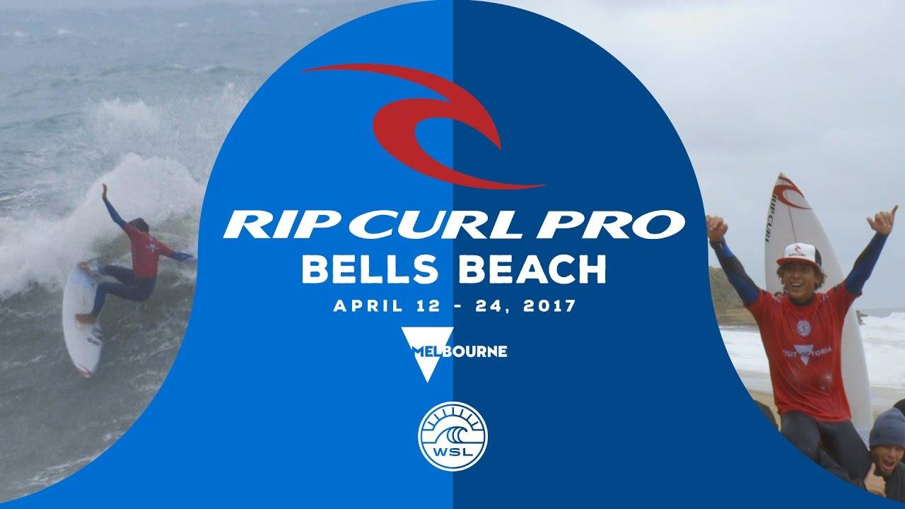 Samuel Pupo Wins 2017 Rip Curl Pro Trials Bells Beach