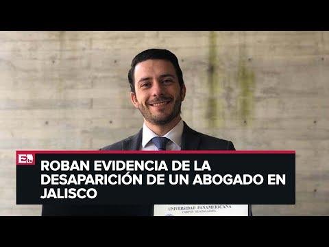 Denuncia desaparición de abogado en Jalisco