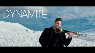 Dynamite - BTS (방탄소년단)   Violin Cover