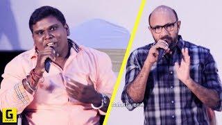 Ram National Award vangittu saaadharana kadaila tea kudichaaru: Karunaakaran | Sathyaraj – Peranbu