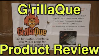 G'rillaque Product Review With The Best Babybacks, Ever