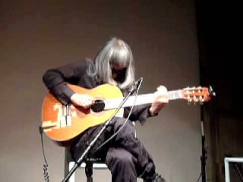 Keiji Haino (灰野敬二) And Kuknacke (ククナッケ) At Guitaristival, Roppongi SuperDeluxe