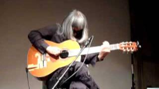Keiji Haino (灰野敬二) and Kuknacke (ククナッケ) at Guitaristival, Roppongi SuperDeluxe