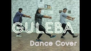 Guleba Dance video   Gulaebaghavali   HARI choreography   4K   Dance Studio MJ   Prabhu Deva