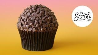 choc chunk cupcakes the scran line