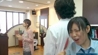 魚介類なのに女子高生という、前代未聞のキャラクター・山岡マイコを演...