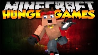 Minecraft: Hunger Games 6 - THIRST FOR BLOOD! w/ FACECAM