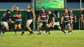 Match Highlights | Benetton Rugby v Leicester Tigers | Pre-Season 2018/19