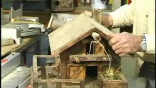 How To Build A Unique Birdhouse : Making Extreme Birdhouses