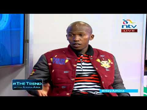 #theTrend: Meet the honest matatu tout who returned passenger's Ksh 30,000