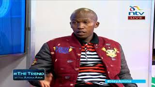 #theTrend: Meet the honest matatu tout who returned passenger's Ksh 30,000