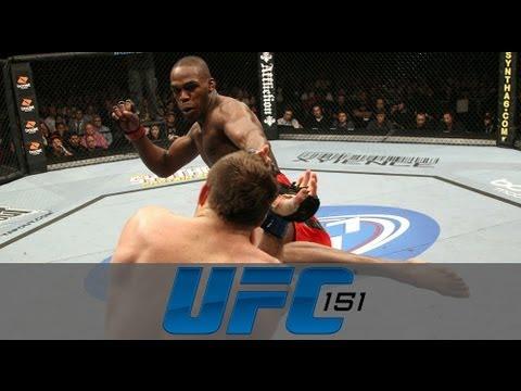 UFC 151: Jones vs Henderson - Extended Preview