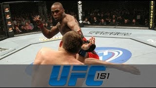 UFC 151: Jones vs Henderson - Extended Preview