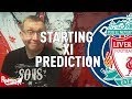 PSG v Liverpool | Starting XI Prediction LIVE