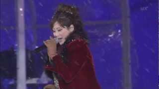 第61回十日町雪まつり(10/02/20) 雪上カーニバル(1曲目) 高画質版、...