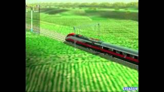MSTS; Freccia Rossa AV 9524 Salerno - Milano Centrale; tratta Salerno - Napoli Centrale via LMV