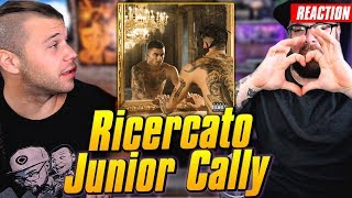 Junior Cally - Ricercato ( Disco Completo ) * REACTION *