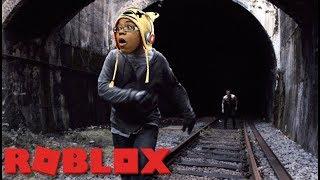 ALL ALONE | ROBLOX FLEE THE FACILITY GAMEPLAY