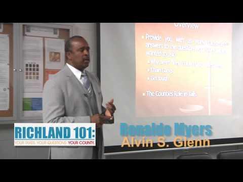 Richland 101: Alvin S. Glenn Detention Center