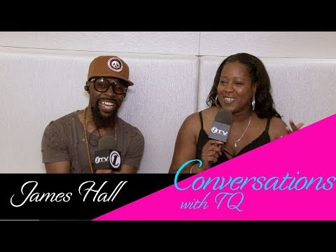 Conversations with TQ - James Hall talks about Modeling for Sean John